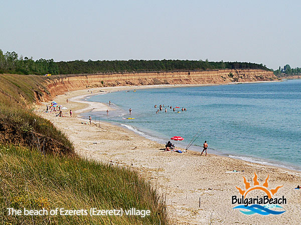 The beach of Ezerets and Shabla Lake | Beaches of Bulgaria